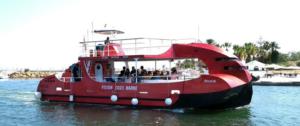 Bateaux à Vision Sous Marine